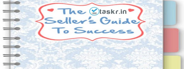 Taskr Selling Guide to earn an extra buck!