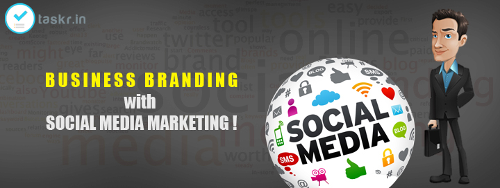 Business Branding with Social Media Marketing!
