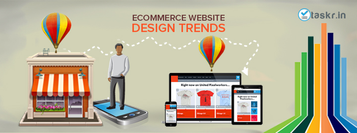 Top Ecommerce Website Design Trends That Your Online Store Needs