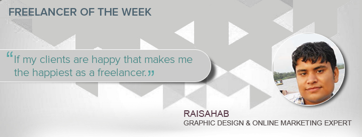Featured Taskr of the Week: Raisahab