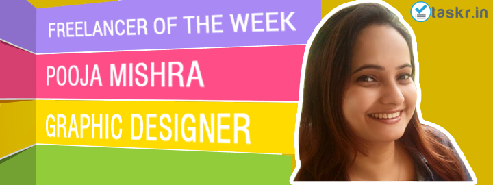 Featured Taskr of the Week: Pooja Mishra
